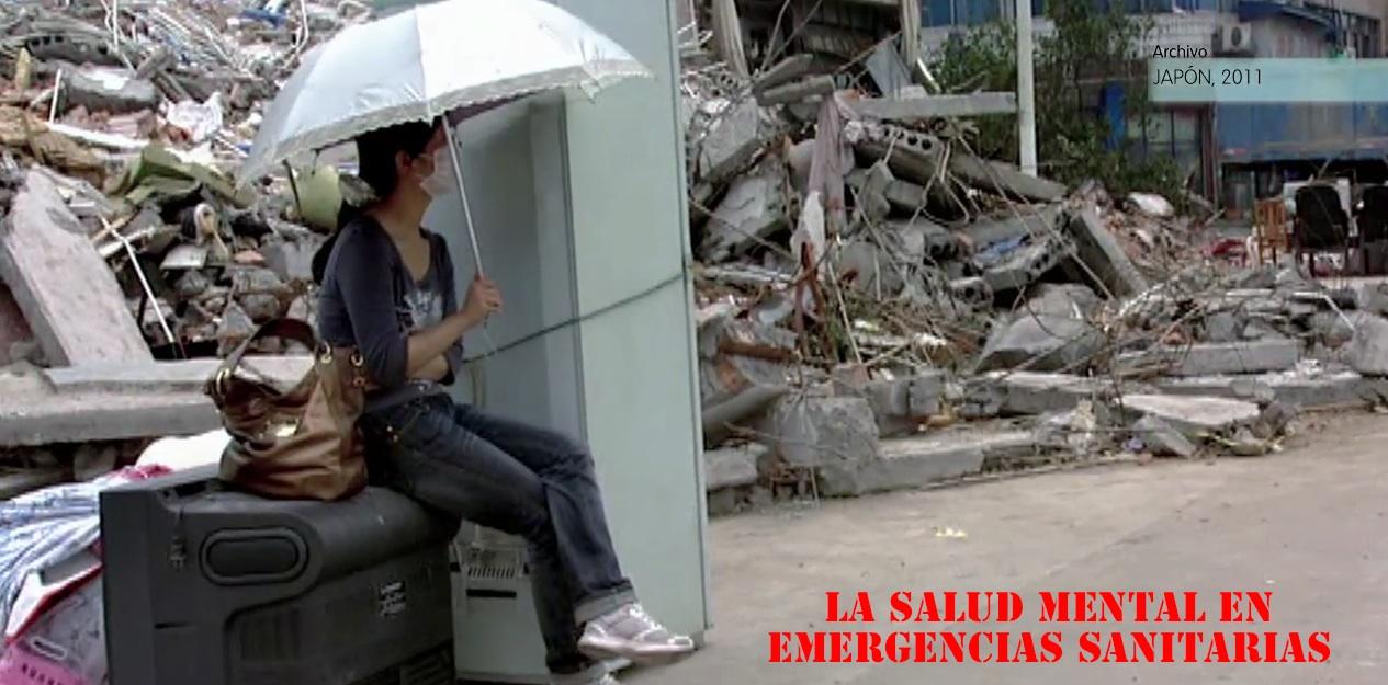 salud mentalOK  Documental:La salud mental en emergencias sanitarias salud mentalok