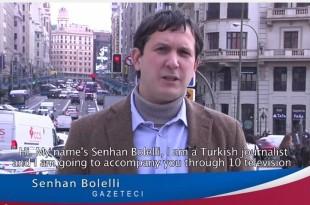 Senhan Bolelli journalist